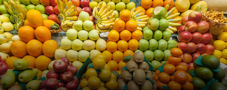 овощи и фрукты на домодедовской
