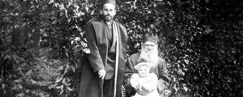 «Лев в тени Льва» Павла Басинского: каково это — быть сыном Толстого