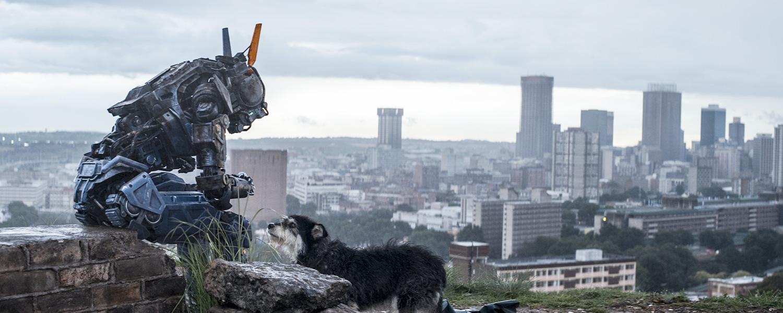 «Робот по имени Чаппи» Нилла Бломкампа: йо, робот