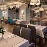 Ресторан Маджесто - фотография 6 - Основной зал