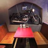 Ресторан Union Jack - фотография 2 - Кабинки