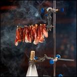 Ресторан Funky Lab - фотография 1 - Сыровяленое мясо