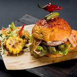 Ресторан Black Burger - фотография 5