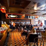 Ресторан Питькофе: Mini Cooper - фотография 1
