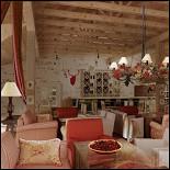 Ресторан Клюква в сахаре - фотография 1 - Основной зал