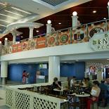 Ресторан Benvenuti - фотография 4 - Ресторан итальянской кухни Бенвенути в Домодедово работает круглосуточно