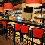 Ресторан Zavtra - фотография 3 - Зал Нон-стоп.