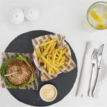 Ресторан Гастроном - фотография 6 - Шримпбургер