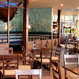 Ресторан Zalive - фотография 3 - Интерьер
