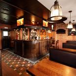 Ресторан Будвайзер Будвар - фотография 1 - Пивной зал 1-го этажа (для тех, кто не курит)