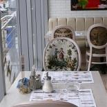 Ресторан Белый кофе - фотография 6 - Уютное местечко!