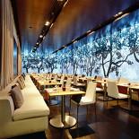Ресторан Apple Bar - фотография 2 - ресторан вечером