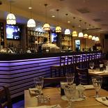 Ресторан Хоум - фотография 1 - Бар ресторана