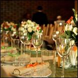 Ресторан Траттория в Сокольниках - фотография 1 - Свыдебный стол.
