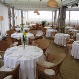 Ресторан La terrazza - фотография 1 - Летняя терраса .