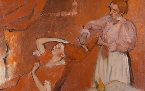История цвета в Национальной галерее