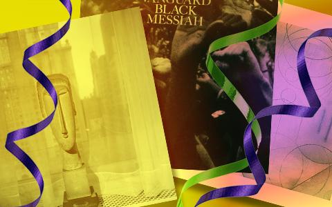 20 альбомов года