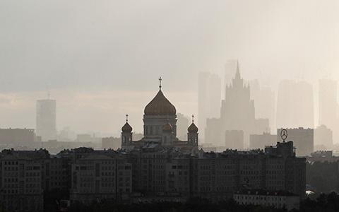 Пыль-2: что все-таки происходит с воздухом в Москве