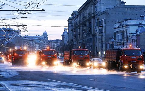 Москвад: смрад, грязь и пыль как главные гости столицы