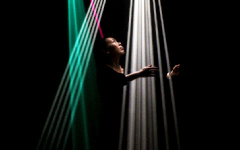 Цифровое искусство в Барбикан-центре