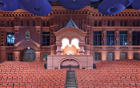 Как выглядит обновленный театр «Геликон-опера»