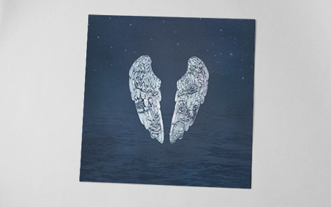 19.05 | Coldplay «Ghost Stories»
