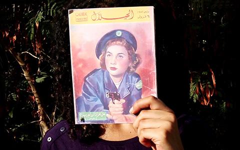 Современное арабское искусство в Новом музее