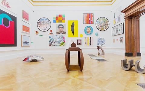 Летняя выставка Королевской академии художеств