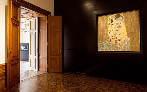 Климт и Уорхол в Вене
