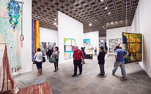 Биеннале Уитни в Нью-Йорке