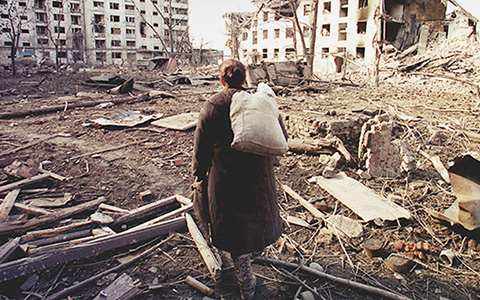 Петр Силаев — о «Чеченских дневниках»