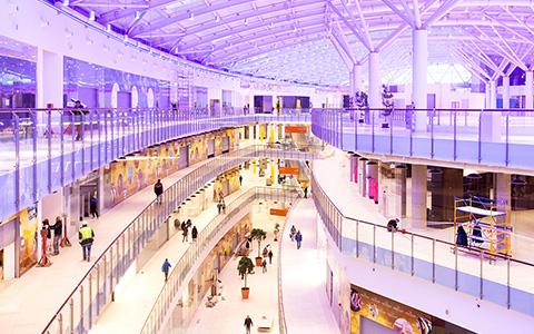 Как устроен «Авиапарк» — самый большой торговый центр в Европе