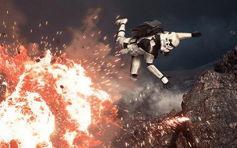Star Wars Battlefront: Пионерская «Зарница» в декорациях классической трилогии