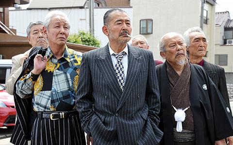 «Рюдзо и семеро бойцов» Такеши Китано: старые клячи