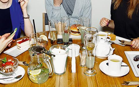 Кафе Moments, ресторан Tribeca, Glenuill и другие новые места для бранчей