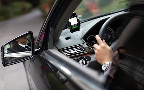 Uber X: недорогое такси с безналичной оплатой