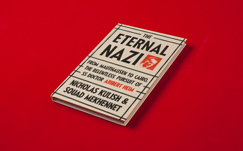 Новые нон-фикшн-книги про нацистов