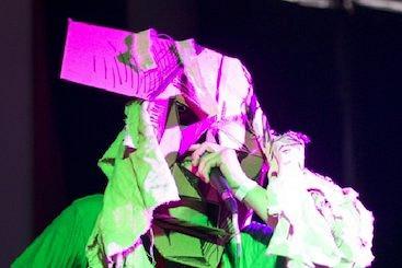 Премьера альбома Боровика Ералаша «Вещий схрон»