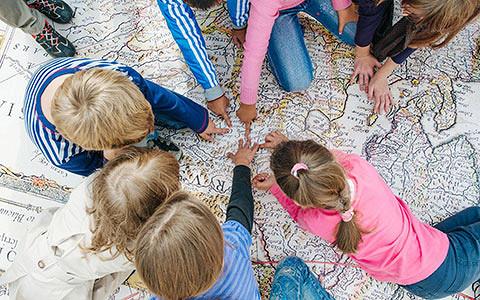 Чем занять ребенка на каникулах — с пользой и бесплатно