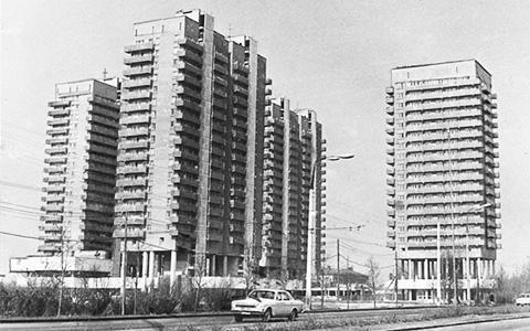 «Лебедь» был прообразом элитных комплексов»: Николай Малинин о брежневских домах