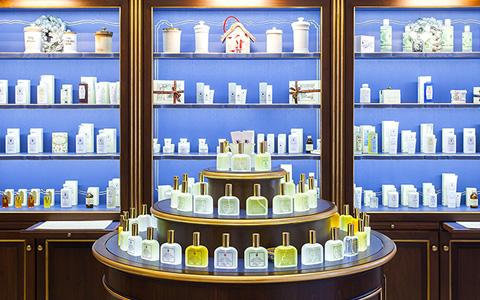 Аптека Santa Maria Novella: взять все и надушить