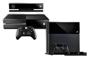 PlayStation 4 против Xbox One