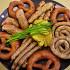 Ресторан Брецель - фотография 8 - Ассорти колбас