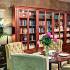 Ресторан Гармошка - фотография 7 - Купеческая библиотека Гармошки