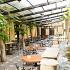 Ресторан Andiamo - фотография 13 - Летняя веранда/ Европейская беседка