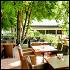 Ресторан Andiamo - фотография 8 - Летняя веранда/ Фасад