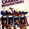 Четыре мушкетера (Les quatre Charlots mousquetaires)