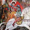 Образ Святого Георгия Победоносца в искусстве современного Петербурга