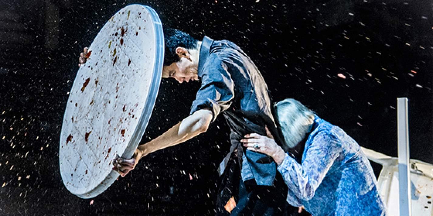Страх (онлайн-трансляция), отзывы на спектакль, постановка Гоголь ...