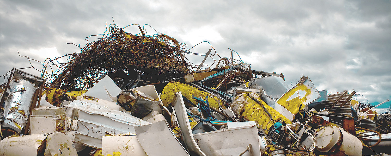 «Junkyard Planet» Адама Минтера: мусор как сокровище